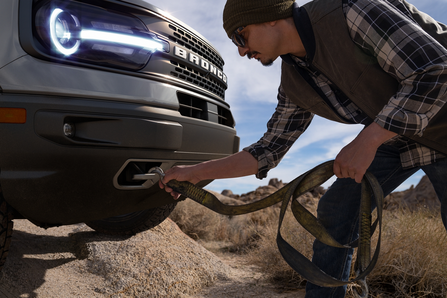 Can The 2021 Ford Bronco Tow?   Miracle Ford Blog
